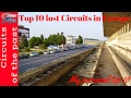 Top 10 lost circuits in Europe - Circuits of the past