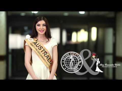 Miss Globe 2015 - Australia