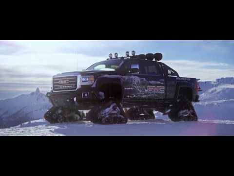 GMC - The Sierra All Mountain Takes On Whistler Blackcomb