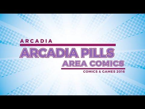 Ritornano le Pills, le pillole di Arcadia che ci mostrano i singoli aspetti che permeano il salone internazionale di Arcadia Comics & Games. Iniziamo con la pillola dedicata ai fumetti che...