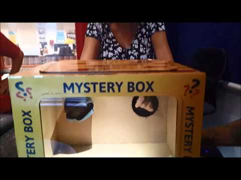 Siesta on OFM - The Siesta Mystery Box - Episode 1
