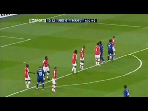 Cristiano Ronaldo - Free Kick vs Arsenal & Goal vs Porto - Champions League Video