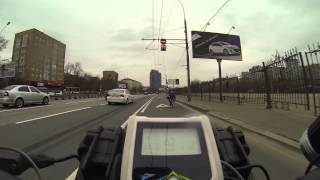 Ebike Moscow riding - Открытие сезона