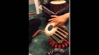Tabla with some qawwali beats