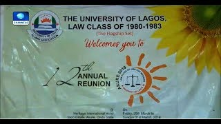 UNILAG Faculty Of Law Alumni Hold 12th Annual Reunion In Akure |Metrofile|
