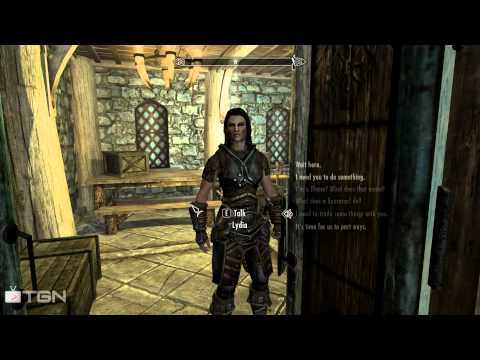 ★ Skyrim - Nord Spellsword Lets Play #21, ft. Darnoc!