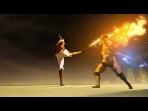 Avatar: The Legend Of Korra - Lost In The Echo video