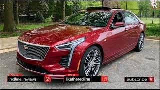 The 2019 Cadillac CT6 3.0T Gets You Excited For The Upcoming CT6-V
