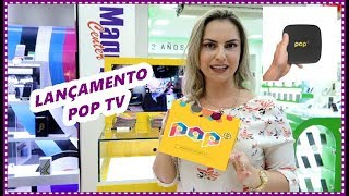 LANÇAMENTO - POP TV