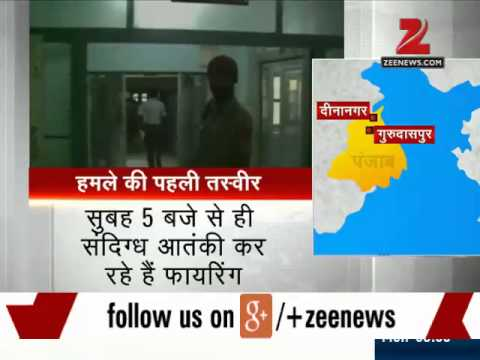 Punjab: Terrorists in Army uniform attack police station in Gurdaspur