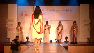 Abhishek Bangla Connection @ Portfolio 2011 Pearl Academy of Fashion