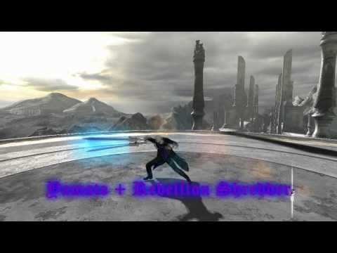 Devil May Cry 4 - Vergil Fighting Techniques (Motion Mod) Image 1