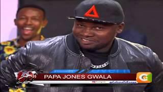 TEN OVER TEN | Khaligraph Jones aka Papa Jones sets the record straight