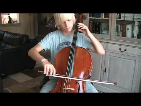 Tarantella - cello