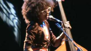 esperanza spalding   jamming with the audience   pontevedra july 09