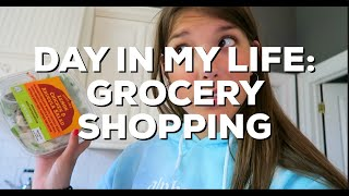 Day in my life Vlog: Grocery Shopping... Trader Joes and Whole Foods Haul!// Carlymast