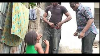 Hoodlums Attack Innocent lady- Nollywood Movie