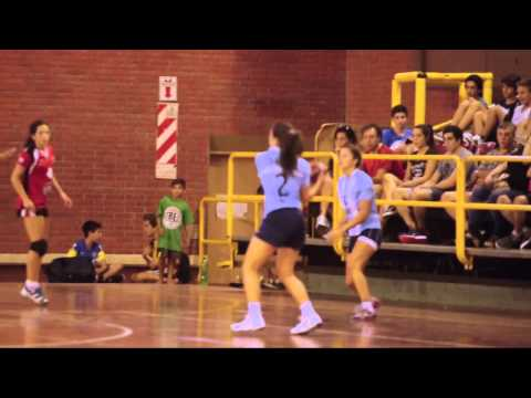 Seleccion Argentina Femenina De Handball Arg-uru video