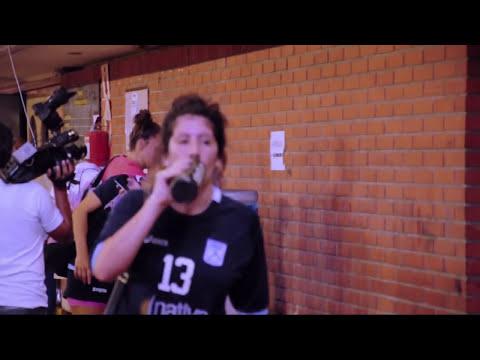 Seleccion Argentina Femenina de Handball ARG-URU