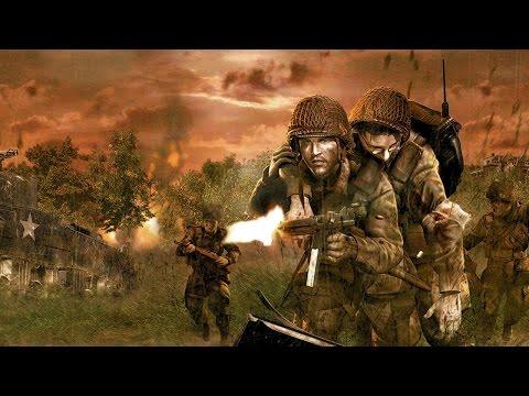 Brothers in arms: Road to hill 30 (Прохождение игры.часть 2)