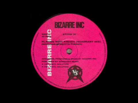 Vinyl Solution - Bizarre Inc - Playing With Knives
