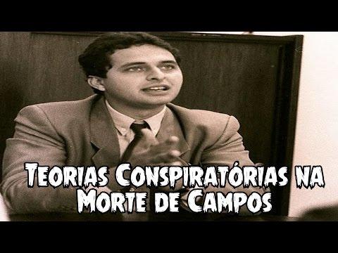Algumas Conspirações da morte de Eduardo Campos