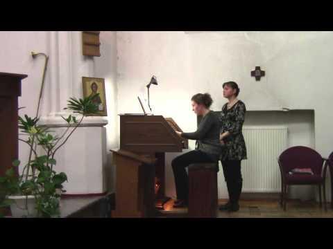 Иоганн Себастьян Бах - Фуга для органа соль мажор