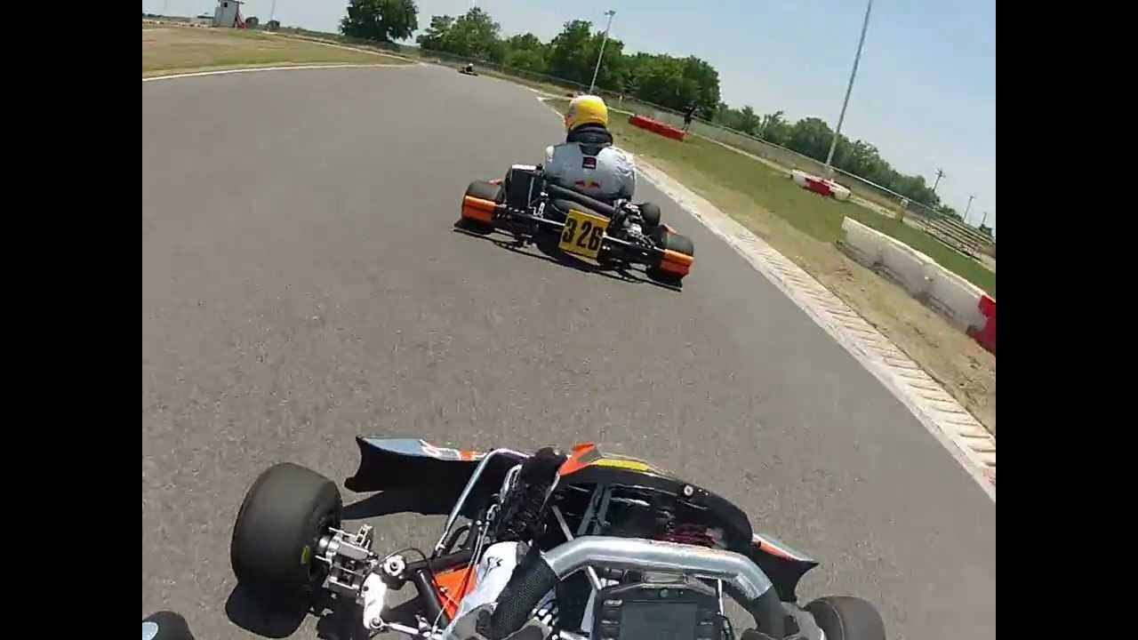 Dallas Karting Complex >> Dallas Karting Complex - Pre-Final - Club Race 6 - YouTube