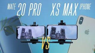 Camera Mate20 Pro vs. iPhone XS Max: Giá tiền không nói lên tất cả!