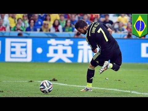 World Cup 2014: Spain beat Australia, Holland to face Mexico