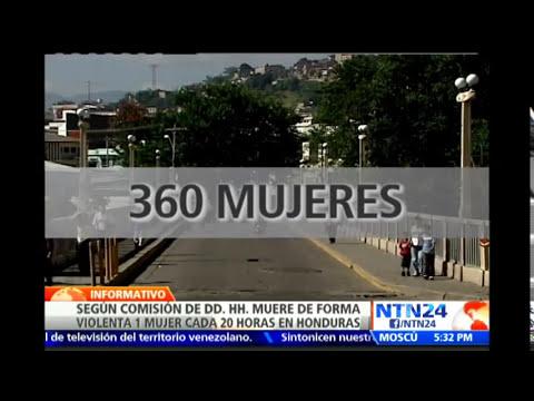 Autoridades en Honduras encuentran los cuerpos de cinco mujeres tras ser asesinadas a machetazos