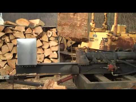 Big Wood Splitter part 1 of 4