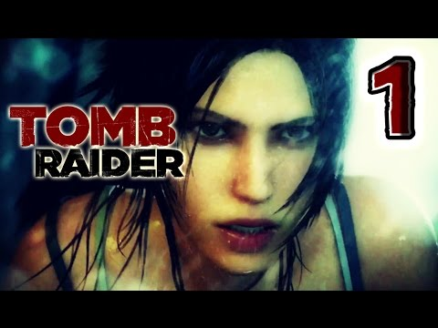 Tomb Raider [Square Enix - 2013] Origins ( X360, PS3 ) - Playthrough Part 1