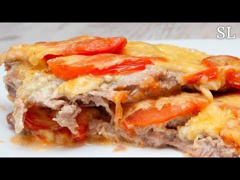 Мясо, Которое Тает во Рту! Нежнейшее Мясо В Духовке Без Забот и Хлопот! Невероятно Вкусный Рецепт!