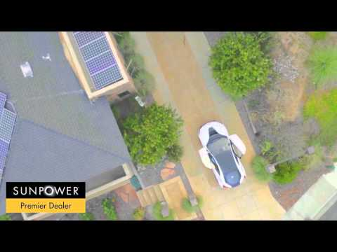 Peder Norby and his Solar Powered Life