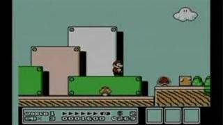 Super Mario Brothers 3 Review (VC)
