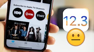 iOS 12.3 Released! ..But Should You Update?