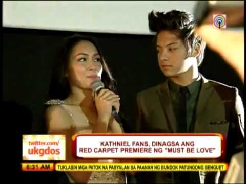 'KatNiel' thanks fans for successful premiere