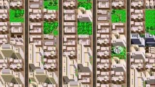 Sim City - Megalopolis on Hard Mode