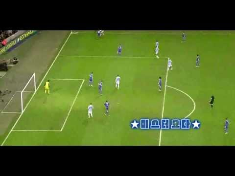 Yaya Touré   vs  Chelsea  Passing Highlights 03 02 2014