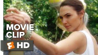 Keeping Up with the Joneses Movie CLIP - Neighborhood Champ (2016) - Gal Gadot Movie