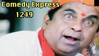 Comedy Express 1249 || Back to Back || Telugu Comedy Scenes