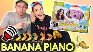 Adults Review Children's Banana Piano (he wants to spliT up)