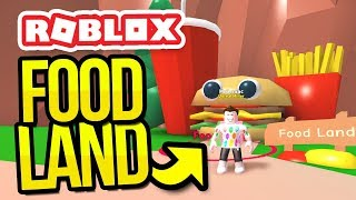 FOOD LAND UPDATE in MINING SIMULATOR