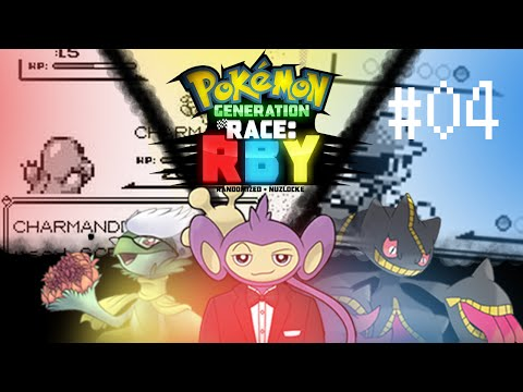 "GENERATION RACE | RBY | Ep: 04 ""Don't Google It"" [Randomzied Nuzlocke Verses]"