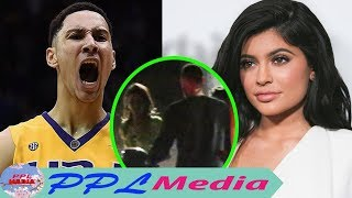 Kylie Jenner deliberately pushed Kendall onto Drake's bed ignoring Ben Simmons' presence