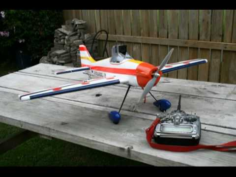 Tachyon XC Micro test flight on board a GWS Formosa 2 rc plane