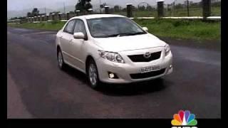 Toyota Corolla Diesel  on OVERDRIVE