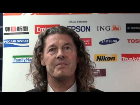 Post Match Interview: Bruno Metsu (Qatar)