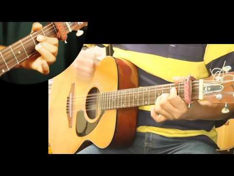 El sol no regresa - La Quinta estacion - Como tocar en guitarra
